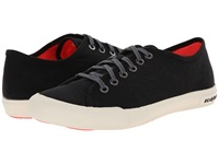 Seavees 08 61 Army Issue Low Nylon Black Women's Shoes