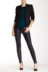 Cj By Cookie Johnson Joy Python Foil Legging Black