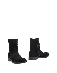 Boemos Ankle Boots Black