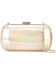 Sergio Rossi Small Clutch Metallic