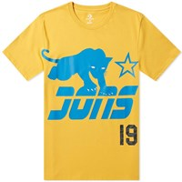 Converse X Just Don Graphic Tee Yellow