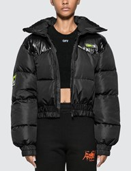 Misbhv Europa Down Jacket Black