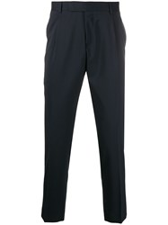 Hydrogen Pleated Slim Fit Tailored Trousers 60