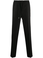 Zadig And Voltaire Perou Striped Straight Leg Trousers 60