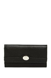 Mundi File Master Wallet Black