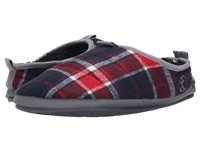 Bedroom Athletics Bale Red Navy Men's Slippers Multi
