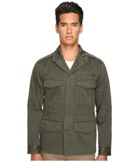 Marc Jacobs Cotton Sateen Bomber Jacket Forest Night