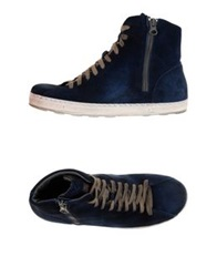 O.X.S. High Tops And Trainers Slate Blue