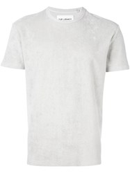 Our Legacy Terry Cloth T Shirt Nude And Neutrals