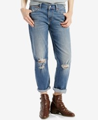 Levi's New Boyfriend Fit Jeans