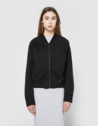 Cheap Monday Ash Sweater Bomber In Black