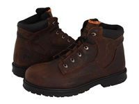 Timberland Magnus 6 Steel Toe Brown Oiled Nubuck Leather Men's Work Boots