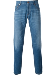 Giorgio Armani Regular Fit Jeans Blue