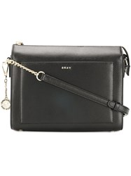 Donna Karan Briant Crossbody Bag Black