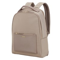Samsonite W Zalia Backpack 14.1 Laptop Backpack Beige