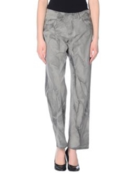 Get Lost Denim Pants Steel Grey