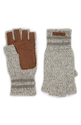 Polo Ralph Lauren Men's Ragg Merino Wool Blend Fingerless Gloves