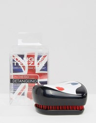 Tangle Teezer Limited Edition Lulu Guinness Clara Compact Styler Dollface Clara Clear