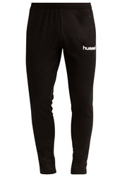 Hummel Core Tracksuit Bottoms Black