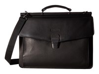 Kenneth Cole Reaction My Rod Ern Life Computer Dowel Rod Portfolio Black Briefcase Bags