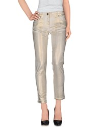 Alexander Mcqueen Trousers Casual Trousers Women Ivory