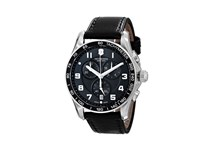 Victorinox 241651 Chrono Classics Xls 45Mm Black Watches