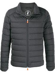 Save The Duck High Neck Padded Jacket 60