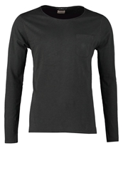 Selected Homme Plank Long Sleeved Top Pirate Black