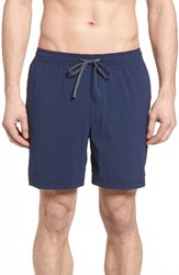 Tommy Bahama Men's Big And Tall Bali Sands Swim Trunks Ocean Deep