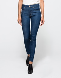 Won Hundred Marilyn Jeans In Rinse Blue