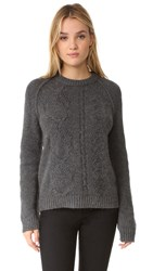 Blk Dnm Sweater 54 Charcoal Grey