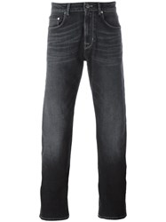 Pt05 Stretch Straight Jeans Grey