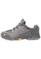 Jack Wolfskin Mtn Attack 5 Texapore Hiking Shoes Burly Yellow