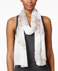 Styleandco. Style And Co. Butterfly Wrap Only At Macy's White