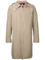 Guild Prime Casual Trench Coat Nude And Neutrals