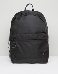 Farah Backpack In Black Black