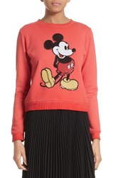 Marc Jacobs Women's Mickey Shrunken Sweatshirt