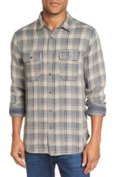 Jeremiah Men's Melville Reversible Flannel Shirt
