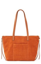Hobo Cecily Leather Tote Brown Adobe