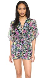 Yumi Kim Drift Away Romper Secret Garden