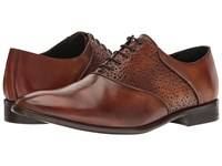 Messico Muno Burnished Honey Leather Shoes Brown