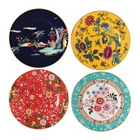 Wedgwood Wonderlust Plates 20Cm Set Of 4