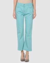 Polo Jeans Company Denim Pants Turquoise