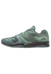 Adidas Performance Gym Warrior 2 Sports Shoes Trace Green Utility Ivy Core Black