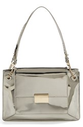 Jason Wu 'Christy' Laminated Calfskin Leather Shoulder Bag