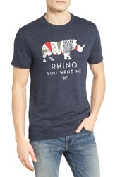 Original Penguin Men's Rhino You Want Me Graphic T Shirt