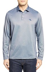 Tommy Bahama Men's Big And Tall On Par Spectator Polo Bering Blue