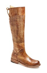 Women's Bed Stu 'Cambridge' Knee High Leather Boot 1 3 4' Heel