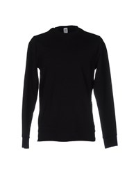 Hosio Sweatshirts Black