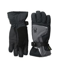 Spyder Traverse Gore Tex Ski Glove Black Polar Black Ski Gloves